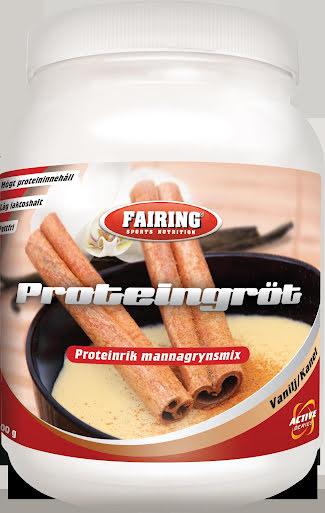 Fairing Proteingröt - Vanilj