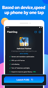 FlashDog-Diverse and powerful game supported app for PC