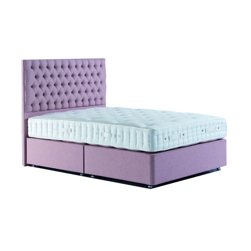 Hypnos Bed on Legs