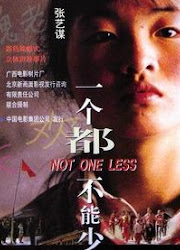 Not One Less China Movie