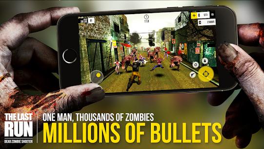 Free Download Last Run: Dead Zombie Shooter MOD (Unlimited Money/Energy) 1.02 6