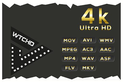 WTCHD Multimedia - Video Player  screenshots 1