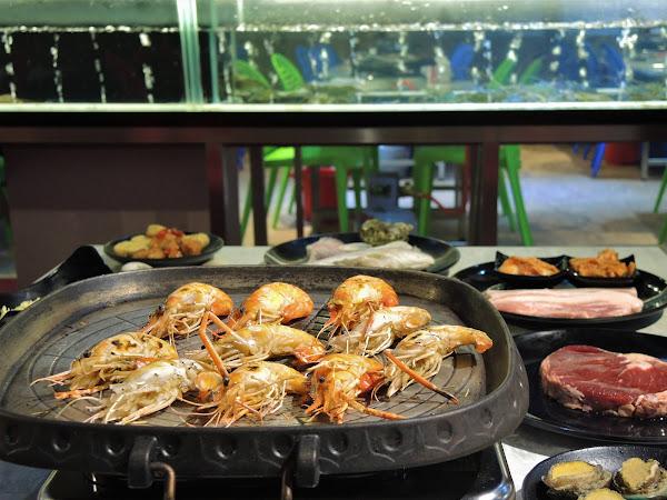 蝦犇 台式流水蝦