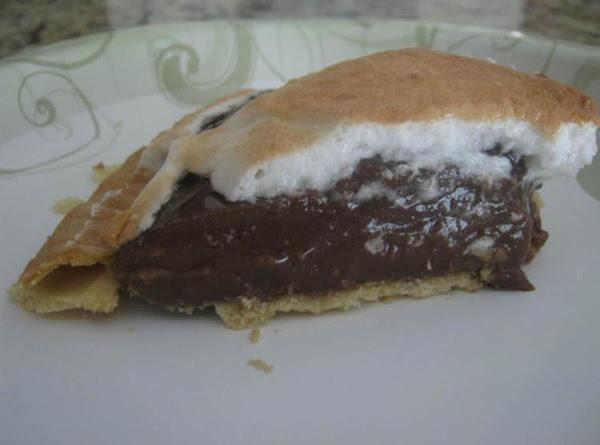 Mamaw Johnson's Chocolate Pie Recipe