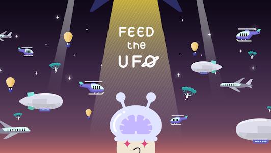 Feed The UFO screenshot 0