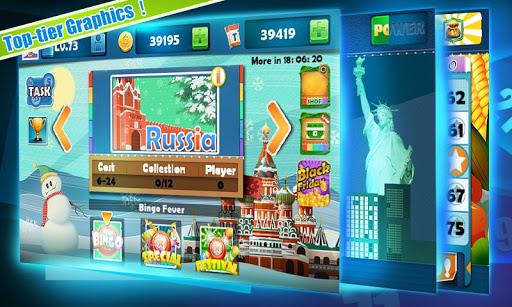Bingo Fever - Free Bingo Game screenshot 1