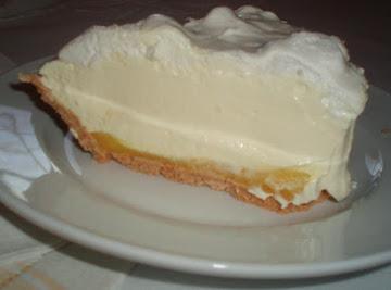 Triple Layer Lemon Meringue Pie Recipe