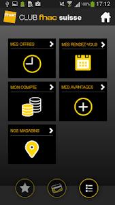 Carte FNAC Suisse screenshot 1