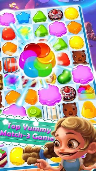Yummy Crush Mania - Cookie Jam- screenshot thumbnail