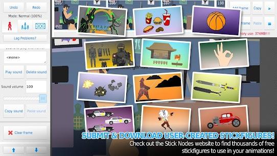 Stick Nodes Pro – Stickfigure Animator v3.0.5 Full Apk For Android 3