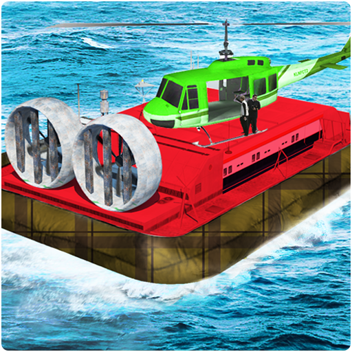 Amazing Hover craft Racing 3D