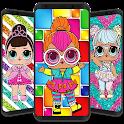 Doll Wallpaper HD icon