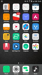iOS 14 - Icon Pack APK screenshot thumbnail 2