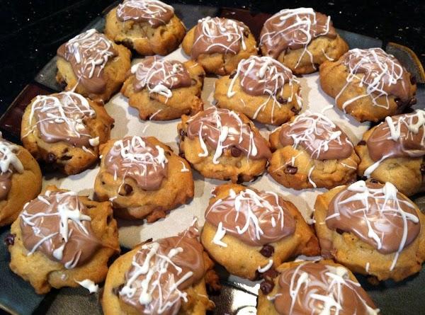 Marble Hugged Brown Sugar Cookies Recipe