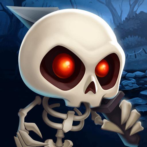Spooky Wars - Juego de estrategia y defensa