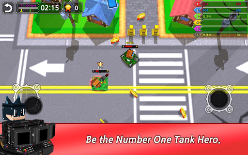 Tank Hero.io  screenshots EasyGameCheats.pro 2