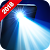 High-Powered LED Flashlight file APK for Gaming PC/PS3/PS4 Smart TV