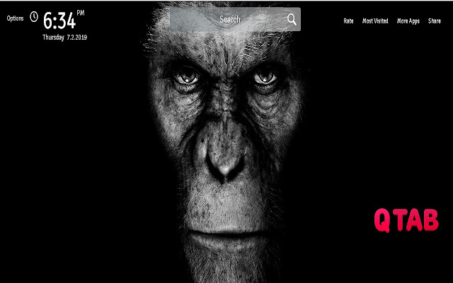 Planet of the Apes Wallpapers Movie New Tab
