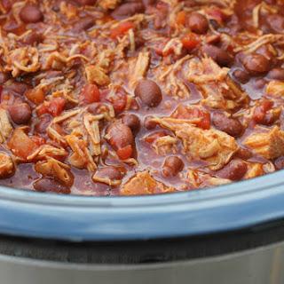 Crockpot Turkey Chili.