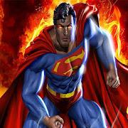 Flying Superman