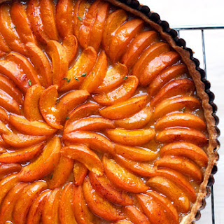 How to Make a Brilliant Summer Apricot Tart