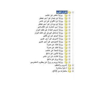 القرآن الكريم - جميع الروايات - náhled