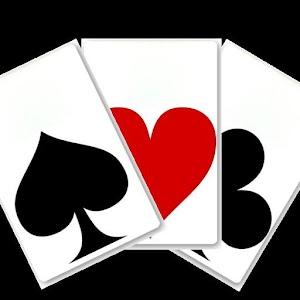 bettingodds 3 card poker app
