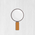 Magnifier -Magnifying Glass with light & dark mode