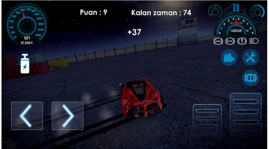 Spor Araba Drift 2020 Android App Screenshot