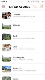✈ Sri Lanka Travel Guide Offline - náhled