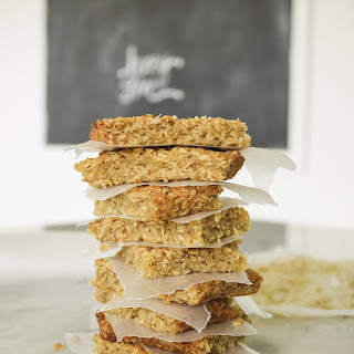 Farmette's Fine Fettle Flapjacks.