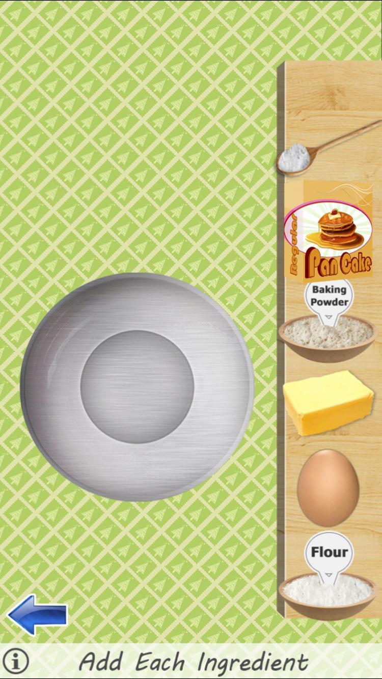 Скриншот Pancake Breakfast Brunch Maker