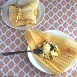 Low Carb Chicken & Green Chile Tamales Recipe