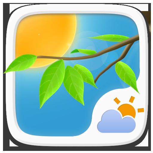 Window GO Weather Widget Theme