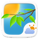 Window GO Weather Widget Theme v 1.0.2