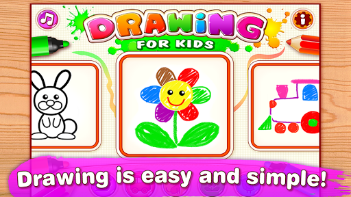 Drawing for Kids Toddlers