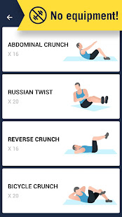 Six Pack in 30 Days – Abs Workout 4