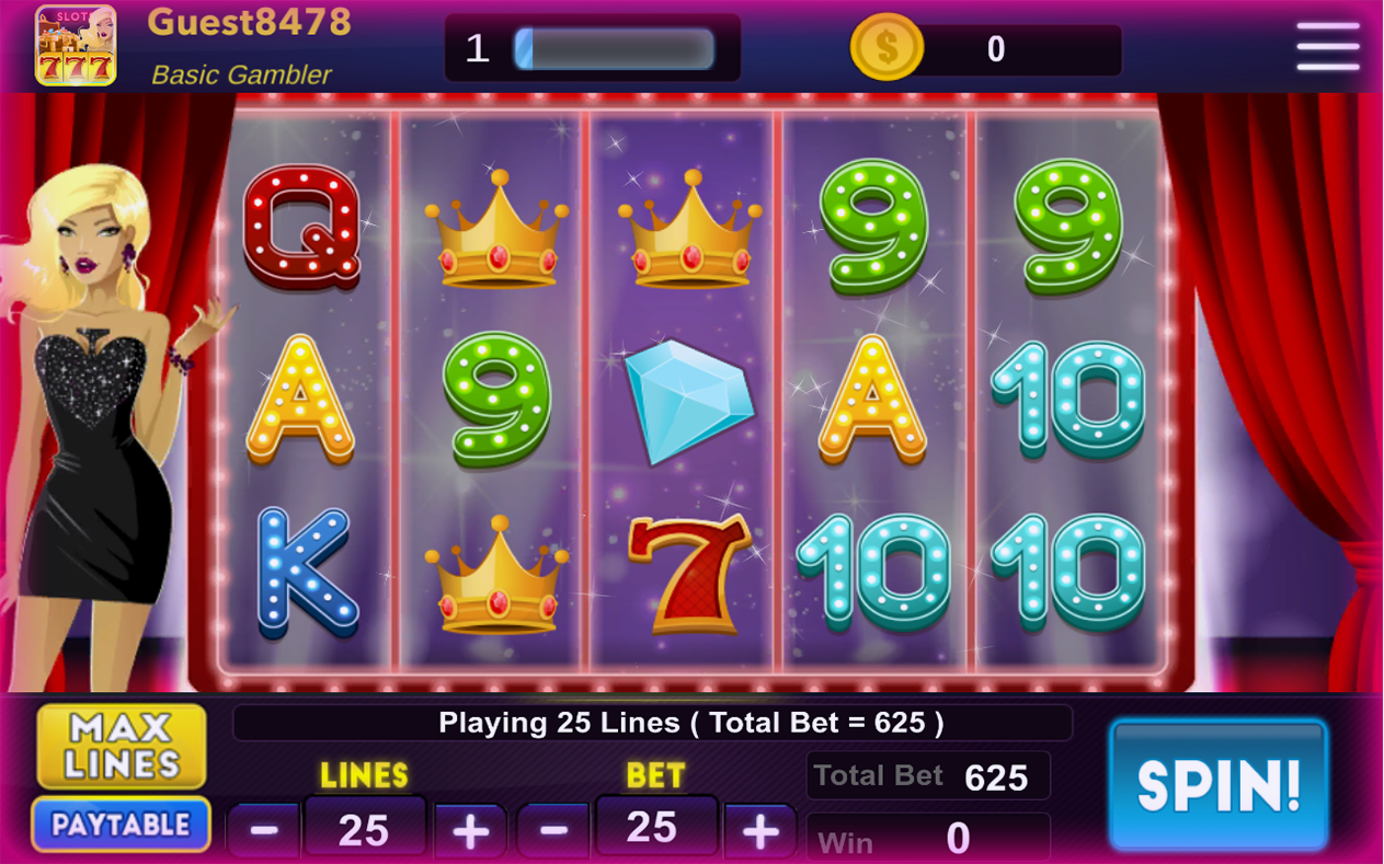poker casino slot