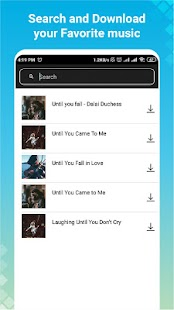Download Music Mp3 Screenshot
