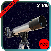 Telescope Zoomer : Camera HD