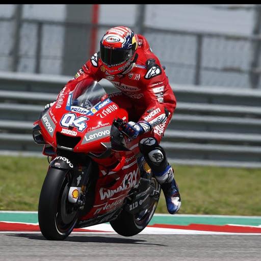 Andrea Doviziozo moto gp