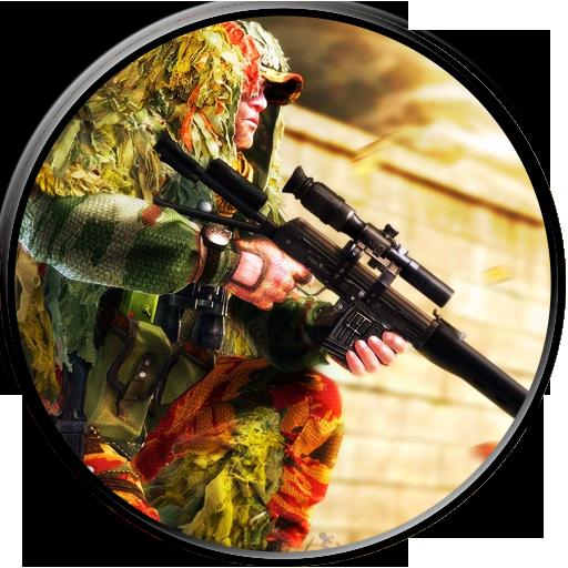 現代の狙撃シューティング3D 動作 App LOGO-APP開箱王