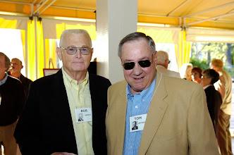 Photo: Bob Kerske and Tom Arthur