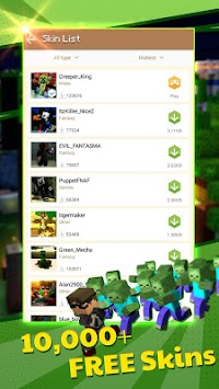 Multiplayer Za Minecraftu APK screenshot thumbnail 4