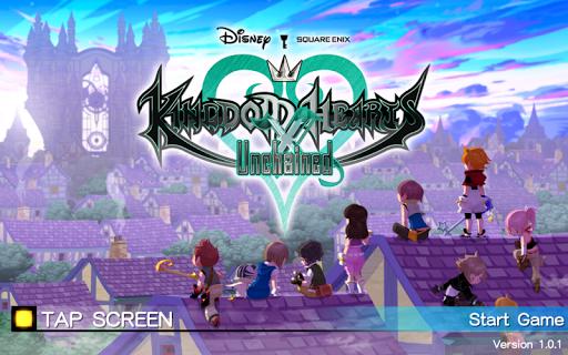 KINGDOM HEARTS Unchained χ screenshot 24