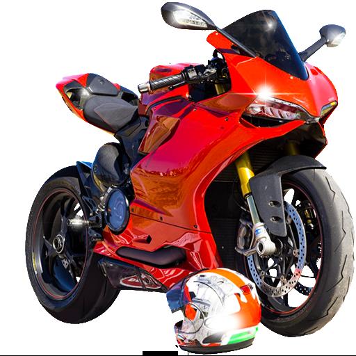 Motorbike Engine Sound