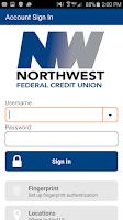 Screenshot of NWFCU
