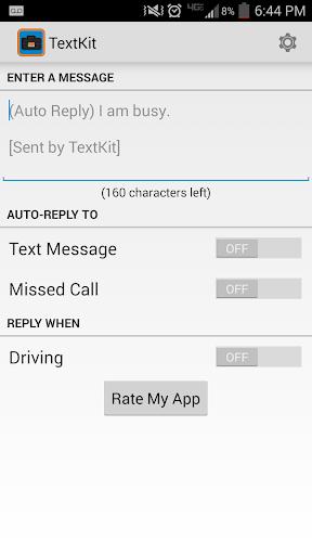 TextKit - Text Autoresponder