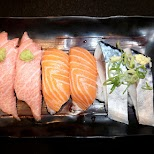 best afforable sushi in Osaka - Nigiri Chojiro in Osaka, Osaka, Japan