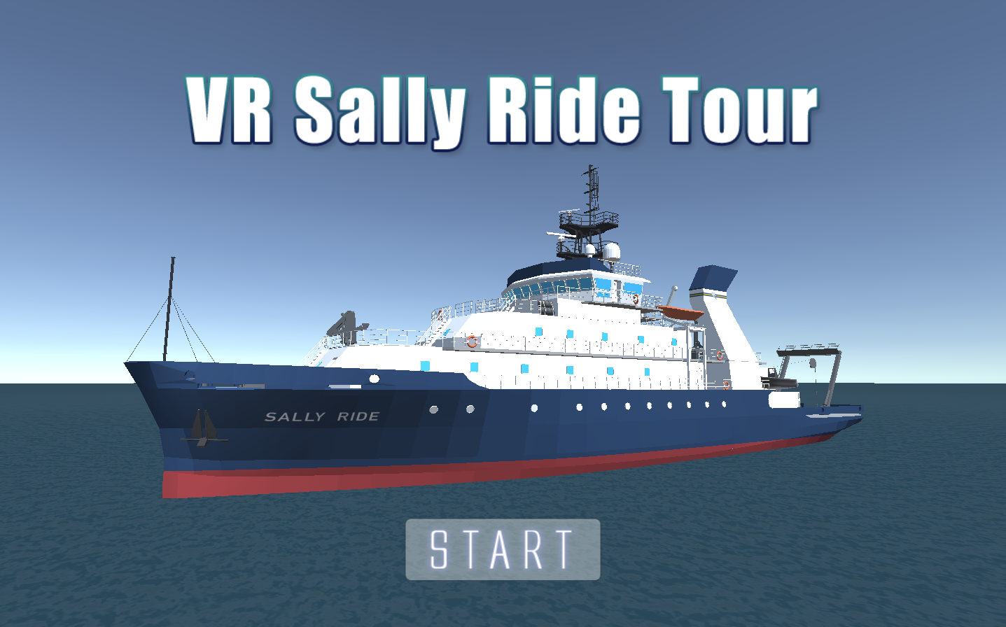 VR Sally Ride Tour- screenshot